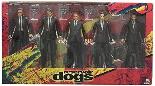 Cult Classics Presents Reservoir Dogs Boxed Set by (Cult Classics Presents)