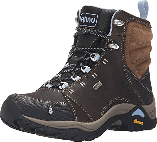 Ahnu Women's Montara Boot Hiking Boot,Smokey Brown,10 M US