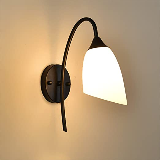 Mesita de noche lampara de pared, lampara de pared wall lamp ...