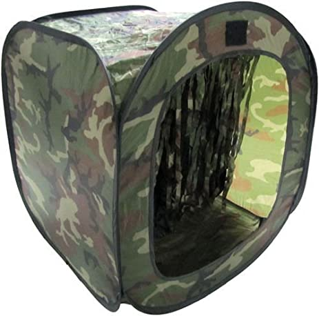 Airsoft BB Lightweight Portable Velcro Design Air Soft Target Trap Tent by Prima USA  sc 1 st  Amazon.com & Amazon.com : Airsoft BB Lightweight Portable Velcro Design Air ...