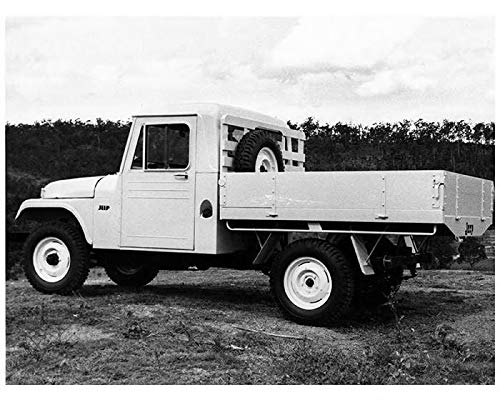 1970 ? Kaiser Jeep Australia Truck Factory Photo for sale  Delivered anywhere in USA