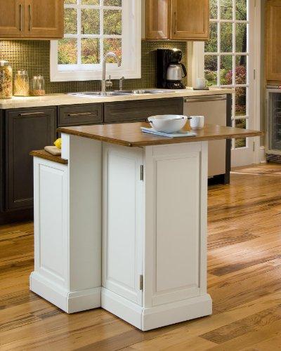 Woodbridge Kitchen Cabinets: Home Styles 5010-94 Woodbridge 2-Tier Kitchen Island