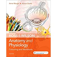 Ross & Wilson Anatomy and Physiology Colouring and Workbook, 5e