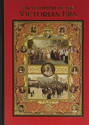 Encyclopedia Of The Victorian Era (4 Vol. Set)