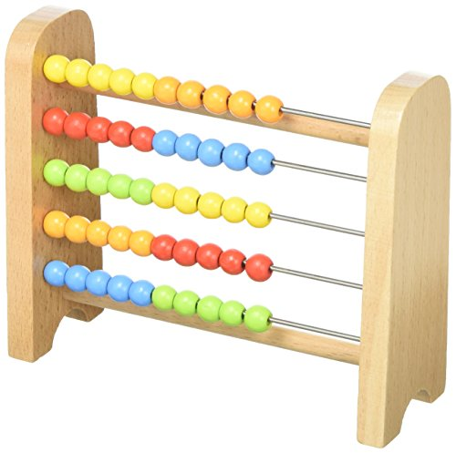 Goki 5 Rows Counting Frame (Row Counting Frame)