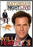 DVD : Saturday Night Live: Best of Will Ferrell - Volume Three