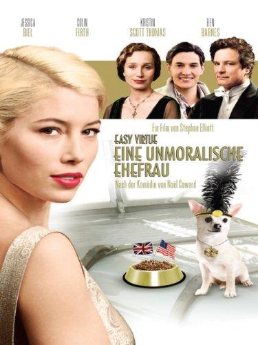 Easy Virtue - Eine unmoralische Ehefrau Film