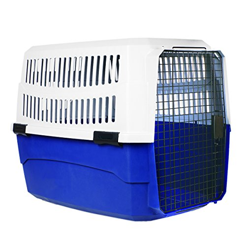 Iconic Pet Pawing's Transport Crate, Small Review