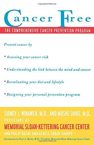 Free Cancer Ship (Cancer Free: The Comprehensive Cancer Prevention Program)