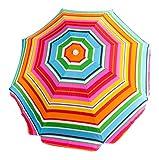 "Best Beach Umbrella 8fts - Cloudnine 80"" Beach Umbrella with Tilt and Carrying Review"