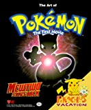 img - for The Art of Pokemon, The First Movie: Mewtwo Strikes Back! book / textbook / text book