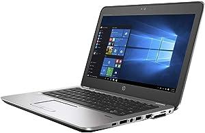 HP EliteBook 820 G3 Laptop - 12.5