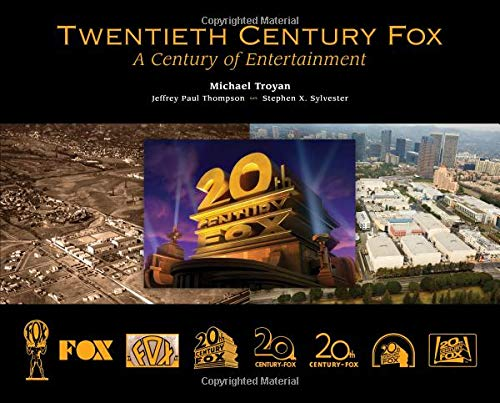 Twentieth Century Fox: A Century of Entertainment from Lyons Press