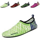 Vivay Men Women Water Shoes Quick Dry Aqua Socks Lightweight Skin Shoes for Beach Pool Yoga