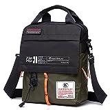 Cheap Men Nylon Waterproof Satchel Messenger Bags Casual Shoulder Cross Body Bags