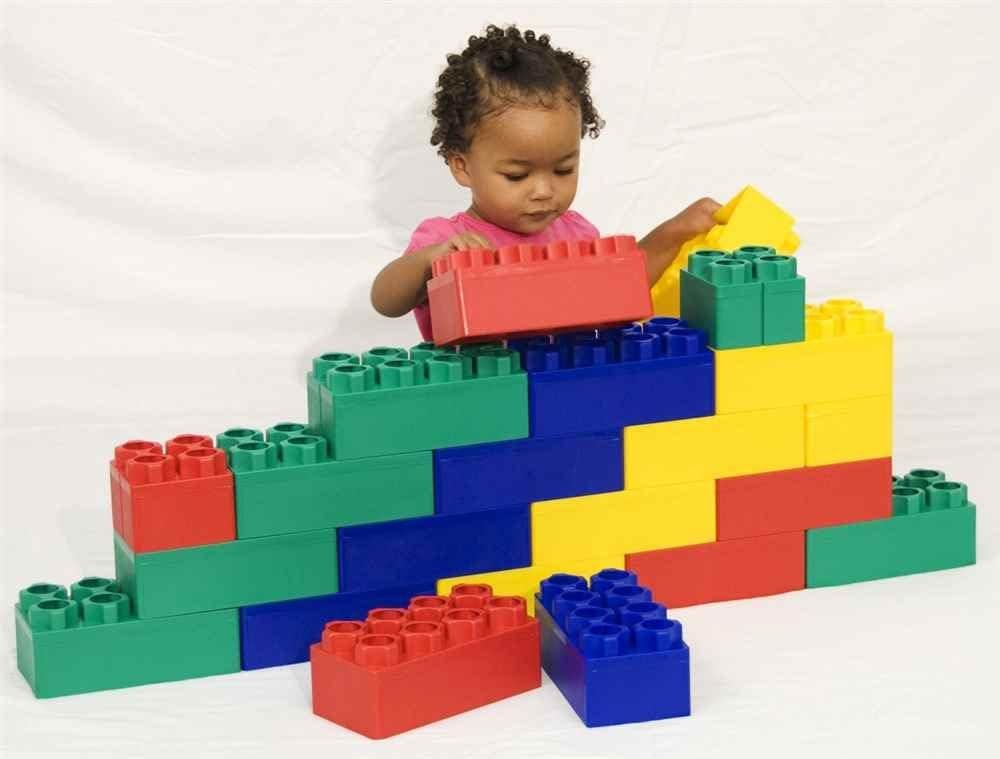 24pc Jumbo Blocks – Beginner Set
