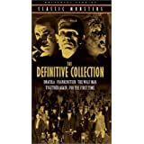 Universal Studios Classic Monsters: The Definitive Collection