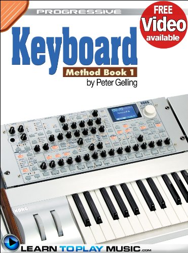 (Keyboard Lessons: Teach Yourself How to Play Keyboard (Free Video Available) (Progressive))