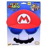 Nintendo Mario Mustache Sunglasses