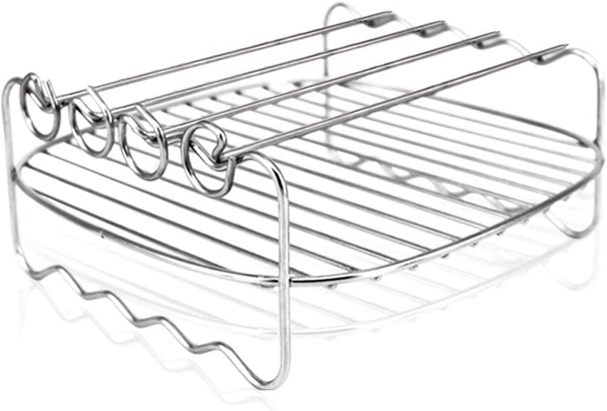 Air Fryer Double Layer Rack