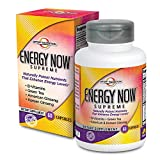 Optim Nutrition Energy Now Supreme, Naturally Potent Nutrients That Enhance Energy Levels (60 Capsules) For Sale
