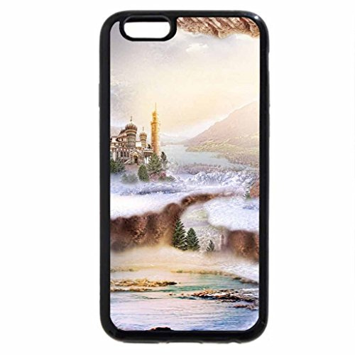 iPhone 6S / iPhone 6 Case (Black) By the Pond