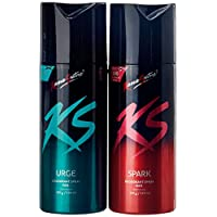 Kama Sutra Spark with Urge Combo Deo Spray...