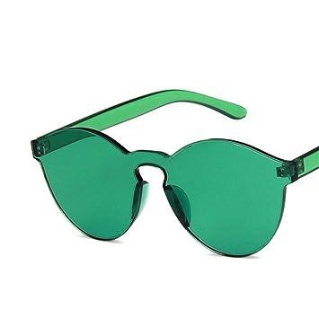 YYXXZZ Gafas de sol Gafas de Sol sin Montura de Verano para ...