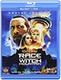 Race to Witch Mountain [Blu-ray + DVD] (Bilingual)
