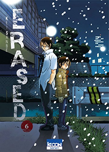 Erased (6) : Tome 6
