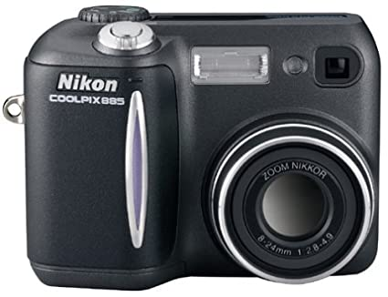 NIKON COOLPIX 885 DRIVERS FOR PC