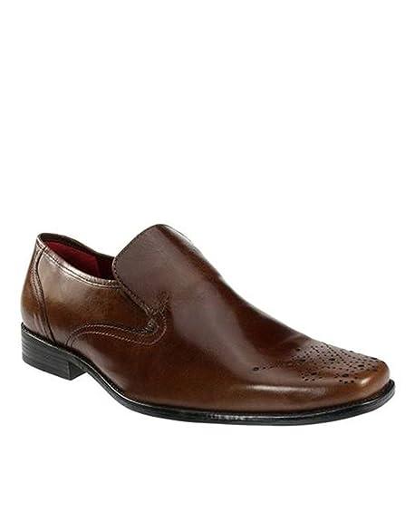 Zapatos Oxford de cuero marrón de Red Tape Redtape zPlzrvW