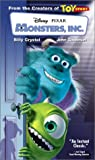 DVD : Monsters, Inc. [VHS]