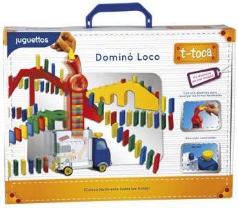 T-Toca Dominó Loco: Amazon.es: Juguetes y juegos