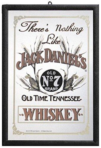 Close Up Espejo Decorativo con Impresión Jack Daniel's - Nothing Like (22cm x 32cm)