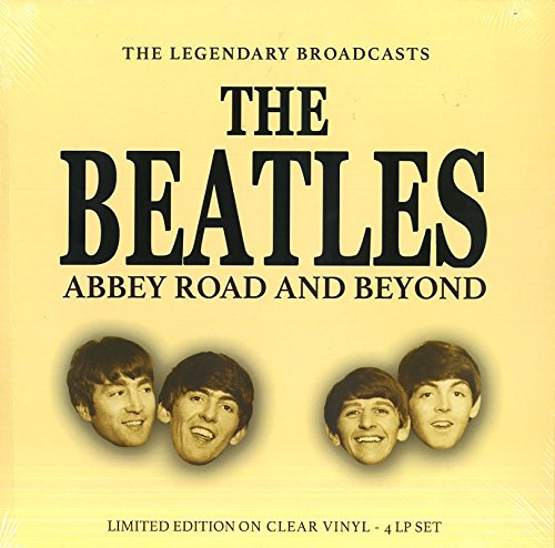 The Beatles - Abbey Road And Beyond Greatest Hits And Lost Sessions 1962-