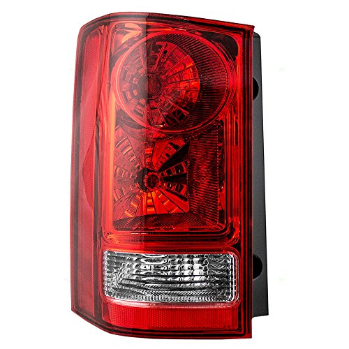 Drivers Taillight Tail Lamp Replacement for 09-15 Honda Pilot SUV 33550SZAA02