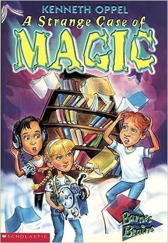 strange case of magic oppel kenneth