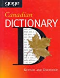 The Gage Canadian Dictionary, Scargill and DeWolf, 0771573995