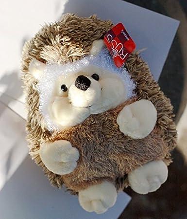 Amazon Com Stuffed Animal Cute Hedgehog Plush Toy 40cm Hedgehog