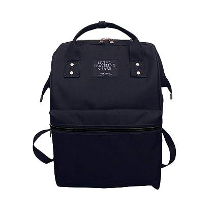 84bbc3acf76b Amazon.com | ❤ Sunbona Schoolbag Fashion Women Backpacks Female ...