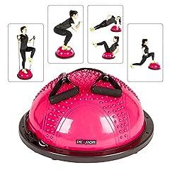 Yoga Half Ball Balance