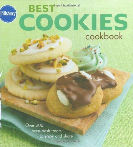 Pillsbury Best Cookies Cookbook Pillsbury Editors 0999994609613