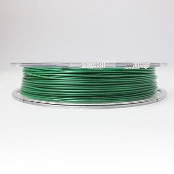 Filamento cónico verde esculpido, 1 kg, para impresora 3D, PLA, de ...