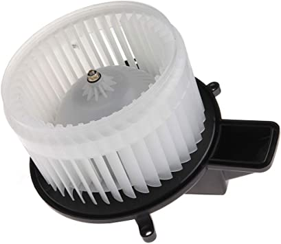 HVAC plastic Heater Blower Motor w//Fan Cage ECCPP for 2008-2016 Chrysler Town Country //2011-2017 Dodge Durango //2008-2017 Dodge Grand Caravan //2011-2017 Jeep Grand Cherokee
