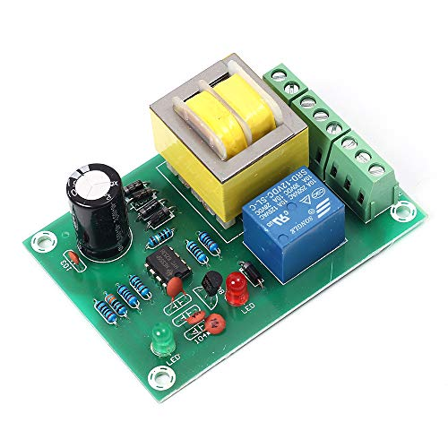 (Liquid Water Level Detection Sensor Module, Maluokasa 220VAC Relay Controller Switch Automation Detection Pump Tank Water Level)