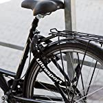 Ultrasport-331500000072-Lucchetto-A-Catena-per-Bicicletta-Unisex-Adulto-Nero-Taglia-Unica