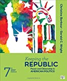img - for Keeping the Republic; Power and Citizenship in American Politics - Brief Edit