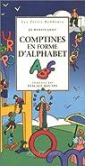 Comptines en forme d'alphabet par Hoestlandt
