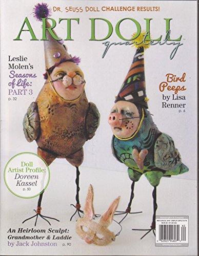 Art Doll Quarterly Magazine May/June/July 2016